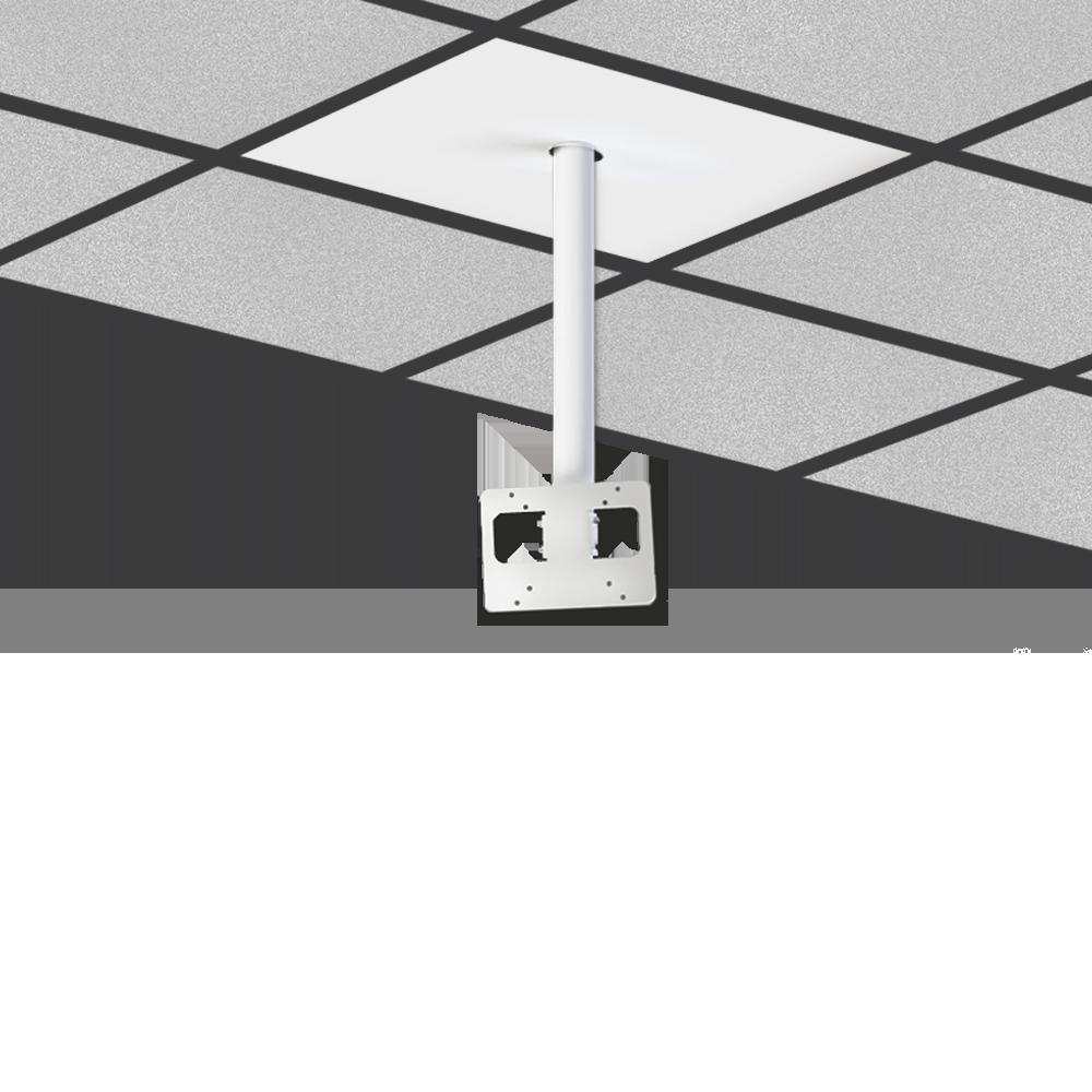 Suspended Ceiling Mount Tile Amp 4 5 Pole Clinton Electronics